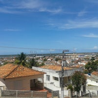 Photo taken at Colina do Sto. Antônio by Marcella R. on 4/5/2013
