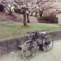 Photo taken at 長住中央公園 by とりやんぐ on 3/30/2013