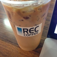 Photo taken at Rec Coffee by とりやんぐ on 5/14/2013