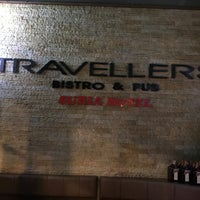 Photo taken at Travellers Bistro & pub by Susan V. on 11/16/2017