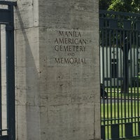 Photo taken at Manila American Cemetery and Memorial by Susan V. on 3/3/2017