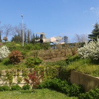 Photo taken at Uçak ve Uzay Bilimleri Fakültesi by mehmet k. on 4/19/2013