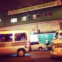 Foto tirada no(a) G.R.E.S. Império Serrano por Jô M. em 12/13/2012