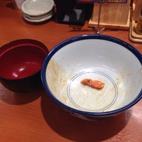 Photo taken at 天丼てんや 平塚田村店 by ◯◯◯◯先生 on 8/21/2015