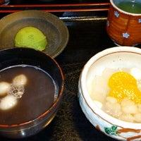 Photo taken at 茶房 古蓮 by h-mat on 12/27/2012