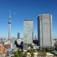 Photo taken at ロッテシティホテル錦糸町 by T. M. on 9/27/2013