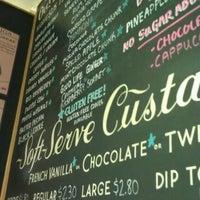 Photo taken at Cayuga Lake Creamery by Jason R. on 10/6/2012