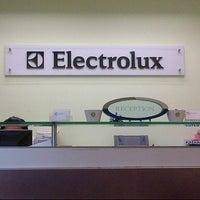 Photo taken at Electrolux by Nicholas C. on 5/4/2013
