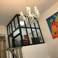 Photo taken at Old Town Hostel by ekaphap d. on 11/13/2017