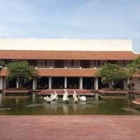Photo taken at Sukhothai Heritage Resort by ekaphap d. on 5/24/2013
