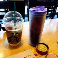 Photo taken at Starbucks by Jung Won H. on 5/23/2017