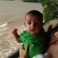 Photo taken at Paraíso Praia Resort by Thiago T. on 3/3/2013