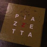 Photo taken at La Piazzetta by Thiago D. on 5/17/2013