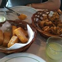 Photo taken at Magic Chicken by Anna C. on 10/31/2012