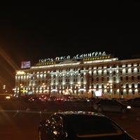 Photo taken at Октябрьская / Oktiabrskaya by Dmitry S. on 11/20/2012