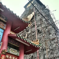 Photo taken at Chinese Temple by Lee J. on 4/13/2013