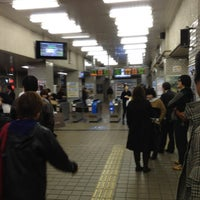 Photo taken at Temma Station by Kuma on 11/9/2012