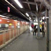 Photo taken at Temma Station by Kuma on 11/15/2012