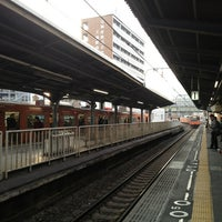Photo taken at Temma Station by Kuma on 4/1/2013