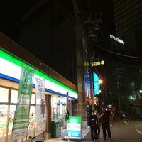 Photo taken at FamilyMart by Kuma on 9/21/2014