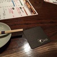 Photo taken at 鉄板焼&ワイン KAi by Kuma on 9/26/2014