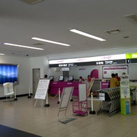 Photo taken at ピーチ航空 チェックインカウンター by Kuma on 6/6/2013