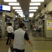 Photo taken at Temma Station by Kuma on 7/23/2013