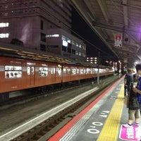 Photo taken at JR Kyobashi Station by Kuma on 5/13/2013