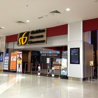Photo taken at Golden Screen Cinemas (GSC) by Noor I. on 3/14/2013