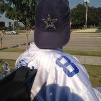 Photo taken at Stadium Parking by Brianne H. on 9/23/2012