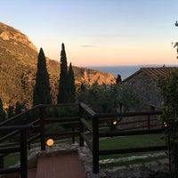 5/4/2016 tarihinde Eugenio V.ziyaretçi tarafından Torre di Cala Piccola Hotel Monte Argentario'de çekilen fotoğraf