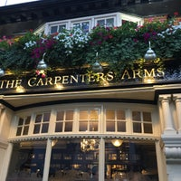 Photo taken at The Carpenters Arms by Namer M. on 10/10/2017