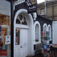 Photo taken at Osterley Bookshop by Namer M. on 11/10/2013