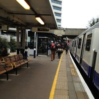 Photo taken at Gunnersbury London Underground and London Overground Station by Namer M. on 11/9/2012