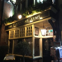 Photo taken at The Carpenters Arms by Namer M. on 11/24/2017