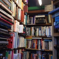 Photo taken at Osterley Bookshop by Namer M. on 3/6/2014
