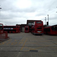 Photo taken at Hounslow Bus Station by Namer M. on 8/17/2013