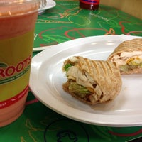 Photo taken at Froots by Charles R. on 10/10/2012