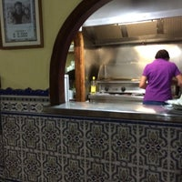 "Photo taken at Bar Restaurante La Caletilla ""Casa Chano"" by Thomas G. on 11/10/2014"