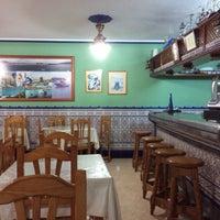"Photo taken at Bar Restaurante La Caletilla ""Casa Chano"" by Thomas G. on 11/14/2016"