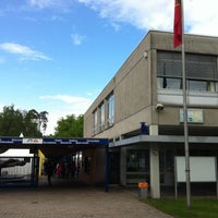 Photo taken at Europäische Schule Karlsruhe (ESK) by Thomas G. on 5/11/2013