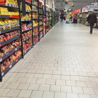 Photo taken at Kaufland by Serban A. on 9/20/2016