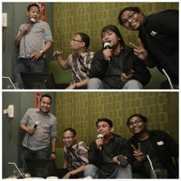 Photo taken at NAV Karaoke keluarga by Wirasandi R. on 12/14/2012
