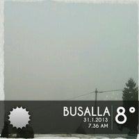 Photo taken at Busalla by Edoardo T. on 1/31/2013