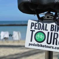 Photo taken at Pedal Bike Tours by Pedal Bike Tours on 1/5/2015