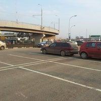 Схема заезда перехватывающей парковки анино.