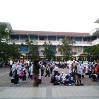 Photo taken at Sek. Keb. Bukit Kemuning 2 by Marlene Y. on 1/1/2013