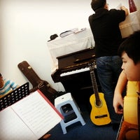 Photo taken at The Fifth Music Academy by Marlene Y. on 11/12/2013