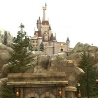 Photo taken at Be Our Guest Restaurant by Traveltimes.com.mx ✈ S. on 12/6/2012