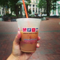 Photo taken at Dunkin' Donuts by Ike C. on 8/1/2013